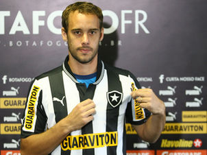 Rodrigo Defendi at Botafogo