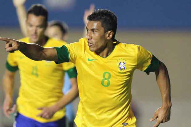 Paulinho should be playing a more important role in the Brazil midfield.