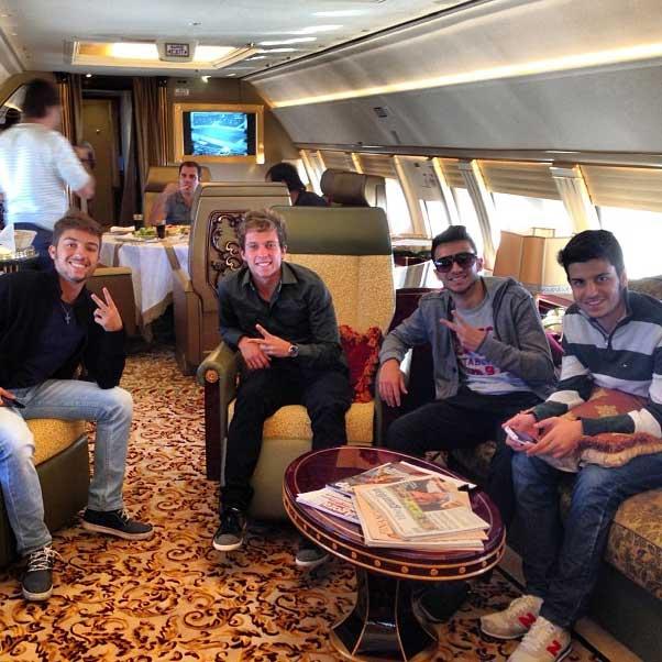 Bernard on flight to Donetsk