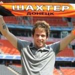 Bernard Joins Shakhtar's Brazilian Contingent