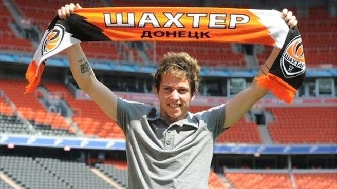 Bernard signing for Shakhtar