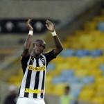 Hyuri Scores Wonder Goal on Botafogo Début