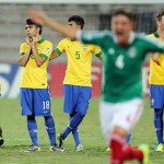 Brazil U17s Lose to Mexico on Penalties - FIFA U17 World Cup