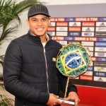 Samba de Ouro 2013 Nominees - Top Brazilian Players in Europe