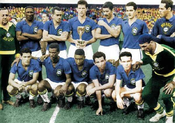 Brazil World Cup Final Winners 1958