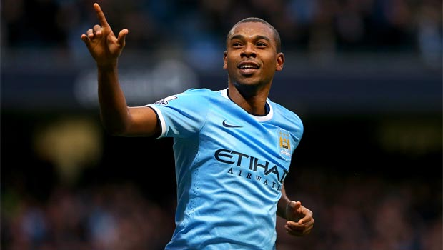 Fernandinho Man City Brazil Call Up