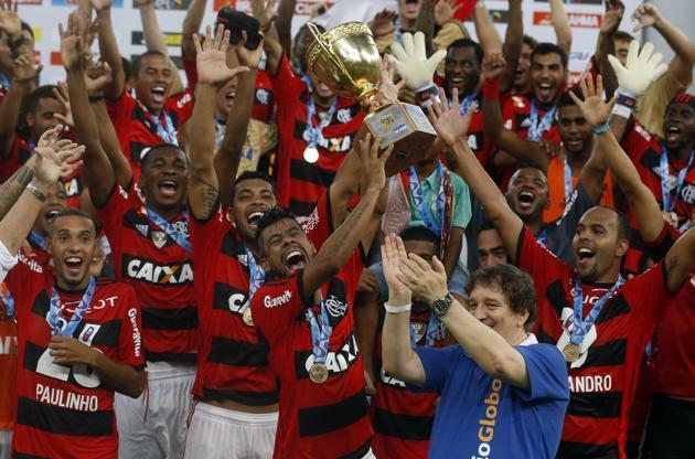 Flamengo Carioca Champions 2014