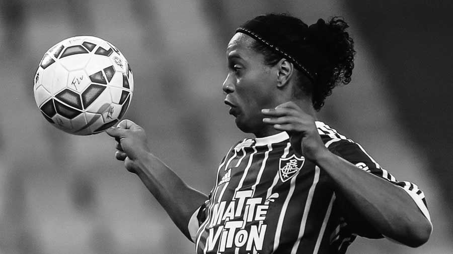 Ronaldinho-Fluminense
