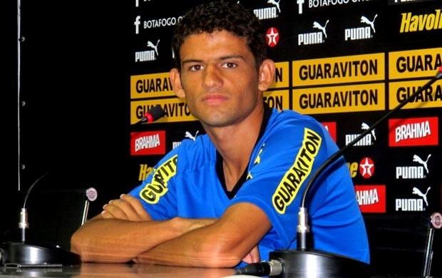 Botafogo and Brazil U20 Volante - Jadson