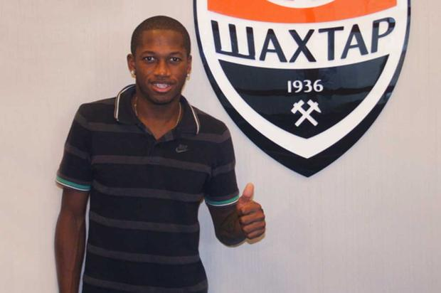 Fred signs for Shakhtar