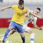 Brazil U17s 3, Honduras 0: Brazil Cruise into U17 World Cup Last 16