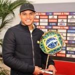 Samba de Ouro 2013 Nominees - Top Brazilian Players in Europe