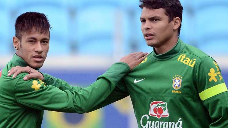 Neymar-Thiago-Silva
