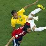 Brazil Taste Own Medicine as Neymar Exits World Cup