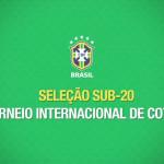 Brazil U20s Squad for COTIF L'Alcúdia 2014